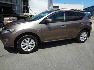 2011 Nissan Murano Z51 MY12 ST Beige Continuous Variable Wagon.