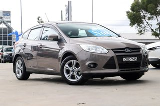 2013 Ford Focus LW MkII Trend Grey 5 Speed Manual Hatchback.