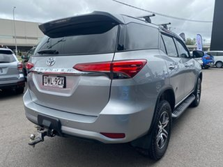 2018 Toyota Fortuner Silver Automatic Wagon