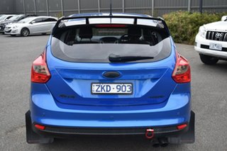 2012 Ford Focus LW Trend Blue 5 Speed Manual Hatchback.