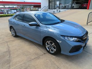 2017 Honda Civic MY17 VTi Grey Automatic Hatchback.