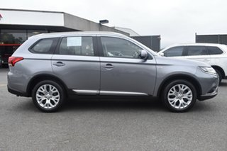2019 Mitsubishi Outlander ZL MY20 ES 2WD Grey 6 Speed Constant Variable Wagon