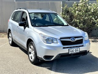 2014 Subaru Forester S4 MY14 2.5i Lineartronic AWD Silver 6 Speed Constant Variable Wagon.