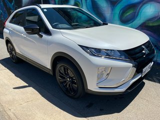 2020 Mitsubishi Eclipse Cross YA MY20 Black Edition 2WD Starlight 8 Speed Constant Variable Wagon