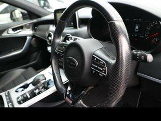 2017 Kia Stinger CK MY18 (441) GT (Black Leather) Blue 8 Speed Automatic Sedan