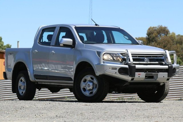 Used Holden Colorado RG MY17 LS Pickup Crew Cab 4x2 Clare, 2017 Holden Colorado RG MY17 LS Pickup Crew Cab 4x2 Silver 6 Speed Sports Automatic Utility