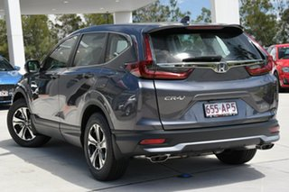 2020 Honda CR-V RW MY21 VTi FWD 7 Modern Steel 1 Speed Constant Variable Wagon