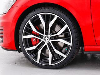 2014 Volkswagen Golf AU MY15 GTI Performance Red 6 Speed Direct Shift Hatchback