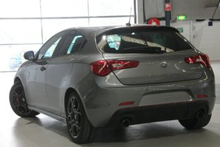 2017 Alfa Romeo Giulietta Series 2 Veloce TCT Grey 6 Speed Auto Dual Clutch Hatchback.