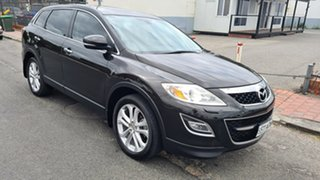 2011 Mazda CX-9 10 Upgrade Luxury Black Sapphire 6 Speed Auto Activematic Wagon.
