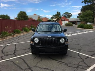 2010 Jeep Patriot MK MY2010 Sport Black 5 Speed Manual Wagon.
