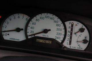 2007 Toyota Corolla ZZE122R 5Y Ascent Super White 4 Speed Automatic Sedan