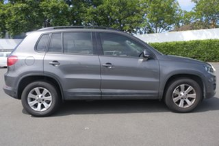 2014 Volkswagen Tiguan 5N MY14 132TSI DSG 4MOTION Pacific Grey 7 Speed Sports Automatic Dual Clutch