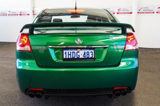 2011 Holden Commodore VE II SS Green 6 Speed Manual Sedan