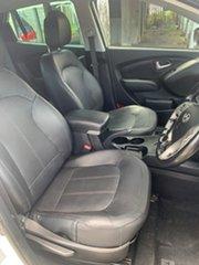 2013 Hyundai ix35 LM MY13 SE White 6 Speed Automatic Wagon