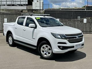 2017 Holden Colorado RG MY17 LT Pickup Crew Cab 4x2 White 6 Speed Sports Automatic Utility.