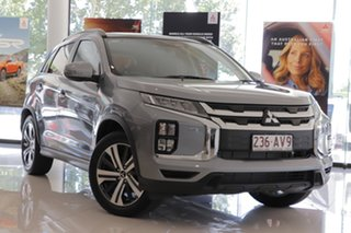 2020 Mitsubishi ASX XD MY21 Exceed 2WD Titanium 1 Speed Constant Variable Wagon.