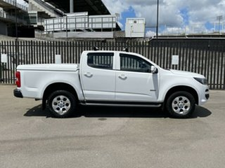 2017 Holden Colorado RG MY17 LT Pickup Crew Cab 4x2 White 6 Speed Sports Automatic Utility
