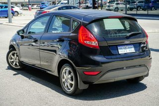 2010 Ford Fiesta WS CL Black 5 Speed Manual Hatchback.