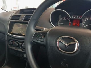 2019 Mazda BT-50 UR0YG1 XT Brown 6 Speed Sports Automatic Utility