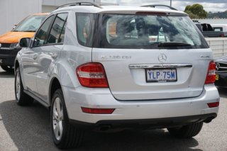 2009 Mercedes-Benz M-Class W164 MY09 ML320 CDI Silver 7 Speed Sports Automatic Wagon