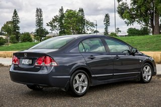 2008 Honda Civic 8th Gen MY08 VTi-L Grey 5 Speed Automatic Sedan