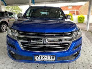 2019 Holden Colorado LTZ Blue Sports Automatic Dual Cab Utility