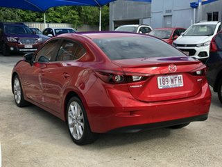 2015 Mazda 3 BM5238 SP25 SKYACTIV-Drive Astina Red 6 Speed Sports Automatic Sedan.