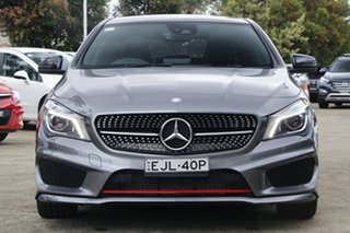2016 Mercedes-Benz CLA250 117 MY16 4Matic Grey 7 Speed Automatic Coupe