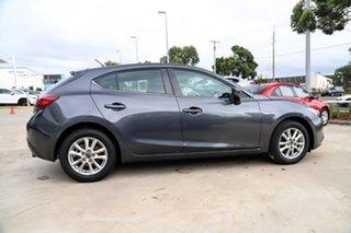 2016 Mazda 3 BM5478 Maxx SKYACTIV-Drive Grey 6 Speed Sports Automatic Hatchback.