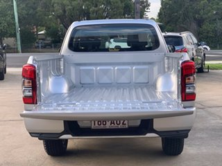 2020 Mitsubishi Triton MR MY20 GLX+ Club Cab Sterling Silver 6 Speed Sports Automatic Utility
