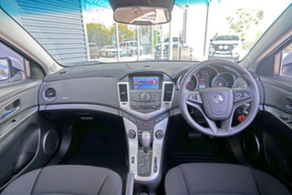 2015 Holden Cruze JH Series II MY16 Equipe White 6 Speed Sports Automatic Hatchback