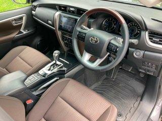 2019 Toyota Fortuner GUN156R GXL Graphite 6 Speed Automatic Wagon.