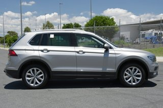 2017 Volkswagen Tiguan 5NA 162 TSI Highline Grey 7 Speed Auto Direct Shift Wagon