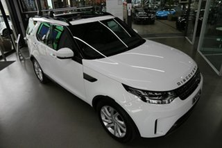 2018 Land Rover Discovery Series 5 L462 MY19 SE White 8 Speed Sports Automatic Wagon