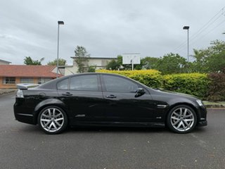 2011 Holden Commodore VE II SS-V Black 6 Speed Manual Sedan.