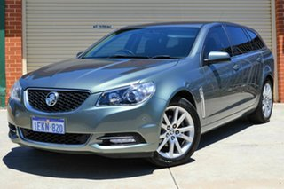 2014 Holden Commodore VF MY14 International Sportwagon Grey 6 Speed Sports Automatic Wagon.