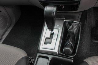 2014 Mitsubishi Triton MN MY15 GLX Double Cab Black 4 Speed Sports Automatic Utility