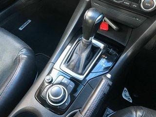 2015 Mazda 3 BM5238 SP25 SKYACTIV-Drive Astina Red 6 Speed Sports Automatic Sedan