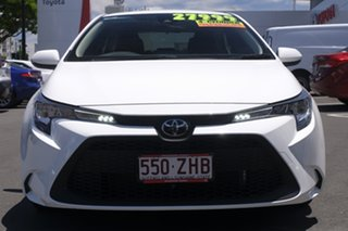 2019 Toyota Corolla Mzea12R Ascent Sport White 10 Speed Constant Variable Sedan