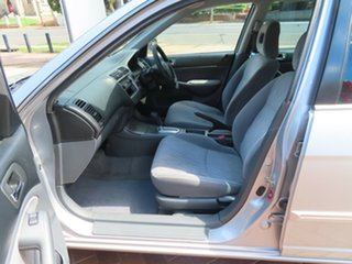 2004 Honda Civic GLi Silver Automatic Sedan