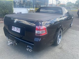 2010 Holden Ute VE MY10 SS Black 6 Speed Manual Utility