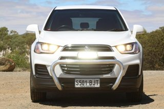 2015 Holden Captiva CG MY16 LS 2WD White 6 Speed Sports Automatic Wagon