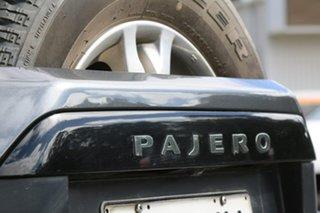 2015 Mitsubishi Pajero NX MY15 GLS Grey 5 Speed Sports Automatic Wagon.