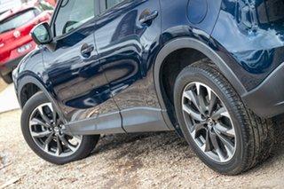 2016 Mazda CX-5 KE1032 Grand Touring SKYACTIV-Drive AWD Blue 6 Speed Sports Automatic Wagon.