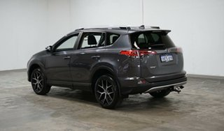 2017 Toyota RAV4 ZSA42R GXL 2WD Grey 7 Speed Constant Variable Wagon.