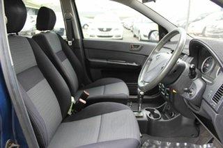 2007 Hyundai Getz TB MY06 Blue 4 Speed Automatic Hatchback