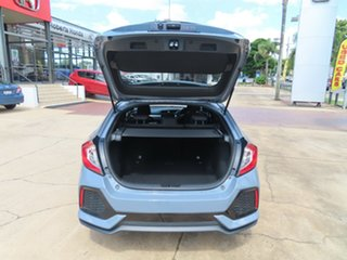 2017 Honda Civic MY17 VTi Grey Automatic Hatchback