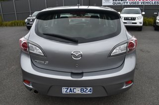 2012 Mazda 3 BL10F2 Neo Activematic Billet Silver 5 Speed Sports Automatic Hatchback