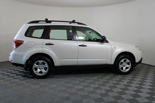 2008 Subaru Forester S3 MY09 X AWD White 5 Speed Manual Wagon